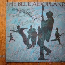 Discos de vinilo: THE BLUE AEROPLANES - ....AND STONES (LOVER ALL AROUND MIX) + 3. Lote 50977338