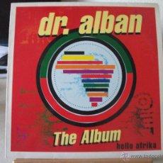Discos de vinilo: LP DE DR. ALBAN, HELLO AFRIKA (ARIOLA 211 391, AÑO 1991) . Lote 50978392