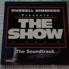 Discos de vinilo: VARIOUS – THE SHOW (ORIGINAL SOUNDTRACK) 2 VINYLS USA,1995 DEF JAM RECORDINGS. Lote 50979743