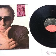 Discos de vinilo: GRAHAM PARKER AND THE SHOT - STEADY NERVES (1985). Lote 50980025
