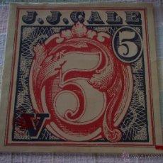 J.J. CALE ( ''5'' ) 1979 - FRANCE LP33 SHELTER RECORDING