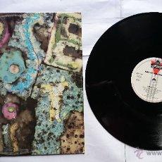 Discos de vinilo: HAPPY MONDAYS - LOOSE FIT / BOB'S YER UNCLE / KINKY AFRO EUROMIX (EDICION EU-HOLANDESA 1990). Lote 50983378