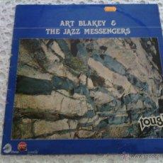 Discos de vinilo: LP ART BLAKEY & THE JAZZ MESSENGERS - TOUGH! / ORIG. CHESS SPAIN 1982 / JAZZ / RARE. Lote 50993397