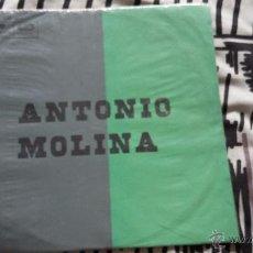 Discos de vinilo: DISCO LP ANTONIO MOLINA EDICIÓN URUGUAY. Lote 50995024