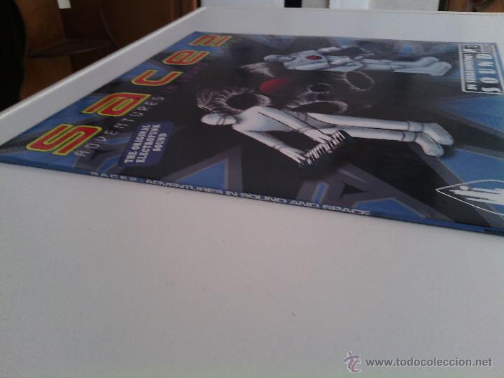 Discos de vinilo: LP SACE 2 - ADVENTURES IN SOUND... / 2009 orig. press / ELECTRO OLD SCHOOL RAP HIP HOP ESPAÑOL !!!!! - Foto 7 - 261789995