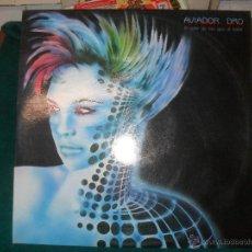 Discos de vinilo: AVIADOR DRO, EL COLOR DE TUS OJOS AL MIRAR. DRO/NEON DANZA, 1984. MAXI XINGLE. Lote 211726380