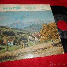 Discos de vinilo: CUARTETO PIQUIO DICEN QUE VIENEN LOS TURCOS/MI SANTANDER +2 EP 1959 CANTABRIA MONTAÑES. Lote 150198022