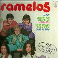 Discos de vinilo: CARAMELOS LP SELLO HISPAVOS AÑO 1979 EDITADO EN ESPAÑA. Lote 51007458