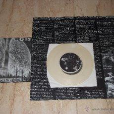 Discos de vinilo: MG 15- DERECHO A LA VIDA -EP- VINILO COLOR-CARPETA ABIERTA- COMO NUEVO- PUNK IBERICO-. Lote 51013815