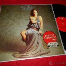 Discos de vinilo: ANA BELEN GEMINIS LP 1985 CBS VINILO. Lote 51018926