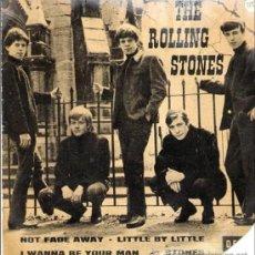 Discos de vinilo: ROLLING STONES EP ESPAÑA DECCA 1963. Lote 26816905