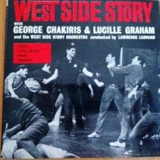 Discos de vinilo: WEST SIDE STORY EP U.K 1965. Lote 51024102