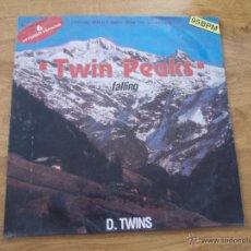 Discos de vinilo: DAVID TWINS. TWIN PEAKS. FALLING. Lote 51024224