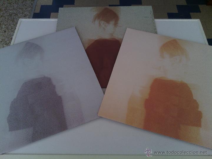 Discos de vinilo: 2LP ANDREA PARKER - Kiss My Arp / orig. mo wax records uk / rare!! / TRIP HOP ELECTRONICA - Foto 3 - 51027093