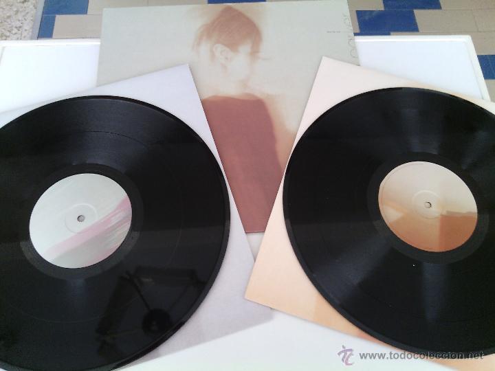 Discos de vinilo: 2LP ANDREA PARKER - Kiss My Arp / orig. mo wax records uk / rare!! / TRIP HOP ELECTRONICA - Foto 4 - 51027093