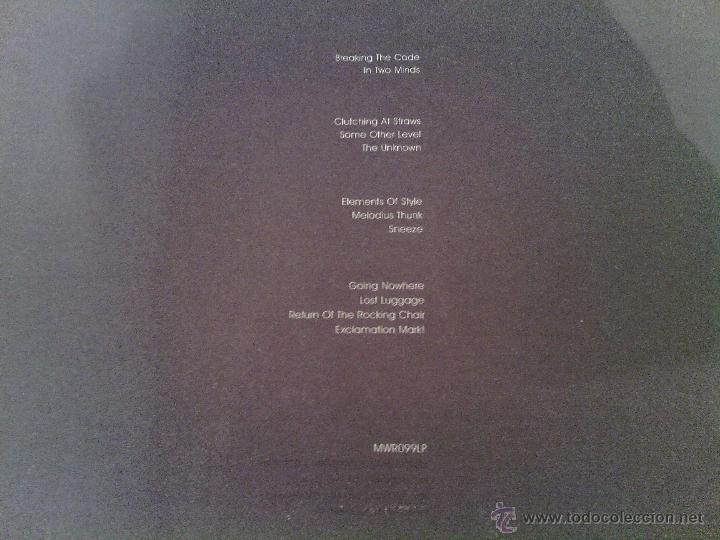 Discos de vinilo: 2LP ANDREA PARKER - Kiss My Arp / orig. mo wax records uk / rare!! / TRIP HOP ELECTRONICA - Foto 5 - 51027093