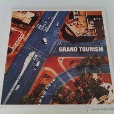 Discos de vinilo: 2LP B.S.O. GRAND TOURISM / ORIG. FAKIR RECORDS FRANCE 2000 / RARE!! / TRIP HOP ELECTRONICA / RARE!!!. Lote 51027261