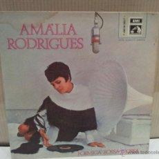 Discos de vinilo: AMALIA RODRIGUES AÑO 1969 SINGLES. Lote 51027470