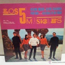 Dischi in vinile: SINGLES LOS 5 MUSICALES VER FOTOS. Lote 51027702