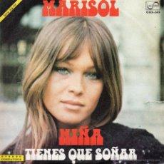 Discos de vinilo: MARISOL, SG, NIÑA + 1, AÑO 1972. Lote 51031888
