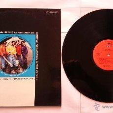 Discos de vinilo: JOE PUBLIC - LIVE AND LEARN (4 VERSIONES) (MAXI PROMO 1992). Lote 51036837