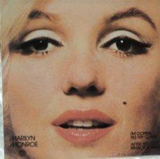 Discos de vinilo: MARILYN MONROE - I'M GONNA FILE MY CLAIM - EDICIÓN DE 1982 DE ESPAÑA - PROMO. Lote 51040955