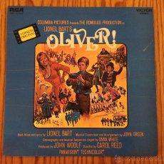 Discos de vinilo: OLIVER - LIONEL BART - VINILO - LP- CINE- MUSICA. Lote 51043208