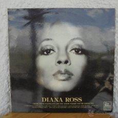 Discos de vinilo: DIANA ROSS. THEME FROM MAHOGANY DO YOU KNOW WHERE YOU'RE GOING TO. 1976 TAMLA MOTOWN. VER FOTOGRAFIA. Lote 51051616