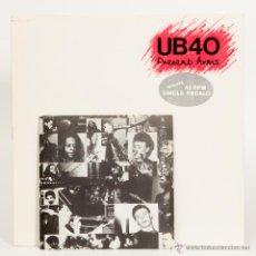 Discos de vinilo: UB40 - PRESENT ARMS LP + SINGLE. Lote 51051781