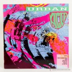 Discos de vinilo: URBAN ACID. Lote 51051844