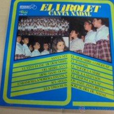 Discos de vinilo: EL VIROLET CANTA NADAL - MONTSERRAT GIMÓ - JORDI CASAS - ENVIO GRATIS. Lote 51053631