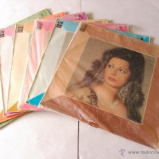 Discos de vinilo: LA OBRA DE CONCHA PIQUER 7 LP. Lote 51057717