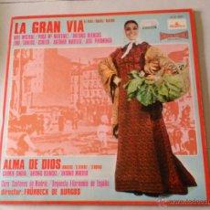 Discos de vinilo: LA GRAN VIA. Lote 51058127