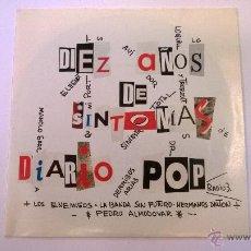 Dischi in vinile: DIEZ AÑOS DE SINTONIAS DE DIARIO POP.RADIO 3.EP CON POSTER INCLUIDO.AÑO 93.DISCO PROMOCIONAL.. Lote 51060437