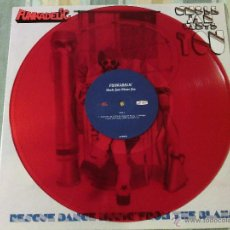 Discos de vinilo: LP FUNKADELIC - UNCLE JAM WANTS YOU! / EDITION GET BACK STEREO ITALY / P FUNK BREAKS / RED VINYL!!!!. Lote 51060814