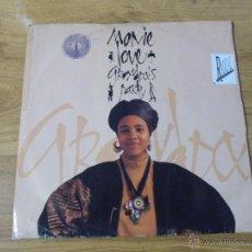 Discos de vinilo: MONIE LOVE. GRANDPA´S PARTY. MAXI 12. Lote 51063624