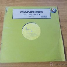 Discos de vinilo: CANDIDO JINGO MAXI 12 EDICION INGLESA. Lote 99999451