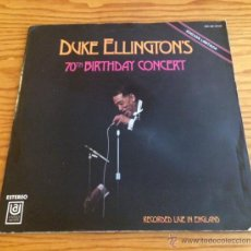 Discos de vinilo: DUKE ELLINGTON'S - 70 TH BIRTHDAY CONCERT - LP - VINILO. Lote 51073216