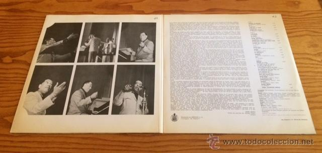 Discos de vinilo: DUKE ELLINGTONS - 70 TH BIRTHDAY CONCERT - LP - VINILO - Foto 2 - 51073216
