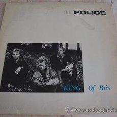 Discos de vinilo: THE POLICE - KING OF PAIN - MAXISINGLE 12''. Lote 51081441