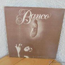 Discos de vinilo: BANCO. MANTICORE 1975. VER FOTOGRAFIAS ADJUNTAS.. Lote 51083256