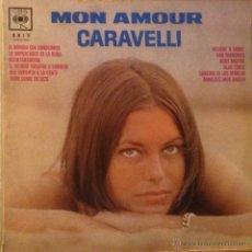 Discos de vinilo: LP ARGENTINO DE CARAVELLI AÑO 1967. Lote 51096312