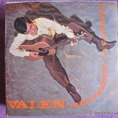 Discos de vinilo: VALEN - RECUERDOS / LA CARRETA (SINGLE ESPAÑOL DE 1968). Lote 51097124