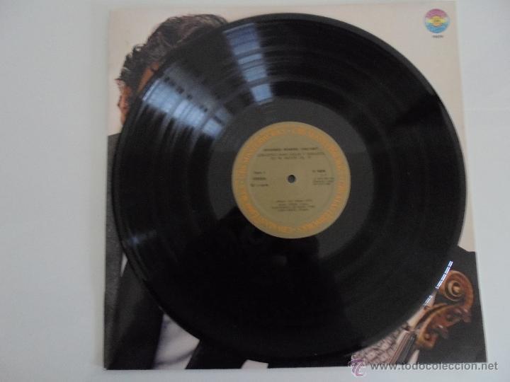 Discos de vinilo: BRAHMS CONCIERTO PARA VIOLIN. ISAAC STERN. ZUBIN MEHTA. FILARMONICA DE NUEVA YORK. MASTER WORKS CBS. - Foto 3 - 51099013