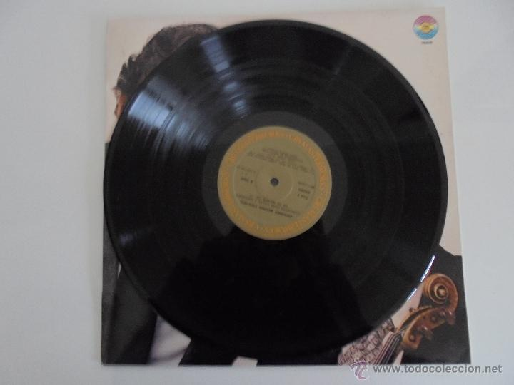 Discos de vinilo: BRAHMS CONCIERTO PARA VIOLIN. ISAAC STERN. ZUBIN MEHTA. FILARMONICA DE NUEVA YORK. MASTER WORKS CBS. - Foto 5 - 51099013