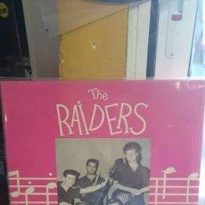 Discos de vinilo: THE RAIDERS / THE RAIDERS / LOST MOMENT RECORDS 1986. Lote 51101029