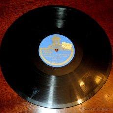 Discos de vinilo: DISCO DE PIZARRA DE JOSÉ OTO - EL JALÓN / LOS CURAS Y TABERNEROS - PIZARRA ODEON – 182.587 - JOTAS A. Lote 51101706