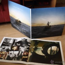 Discos de vinilo: PINK FLOYD, THE ENDLESS RIVER, 2LPS, COLUMBIA RECORDS, 2014, MADE IN USA, NUEVO, SELLADO. Lote 58973875