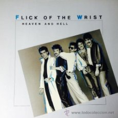 Discos de vinilo: FLICK OF THE WRIST - HEAVEN AND HELL . MAXI SINGLE . 1985 GERMANY. Lote 51105028