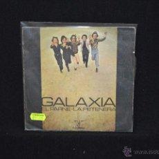 Discos de vinilo: GALAXIA - EL PARNE / LA PETENERA - SINGLE. Lote 51109142